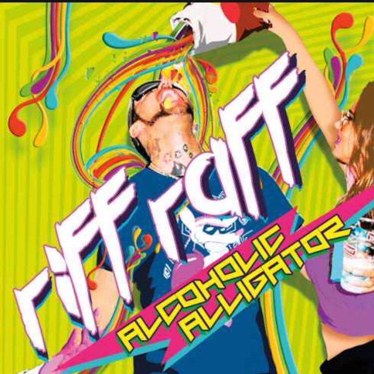 Riff Raff - Alcoholic Alligator Album download