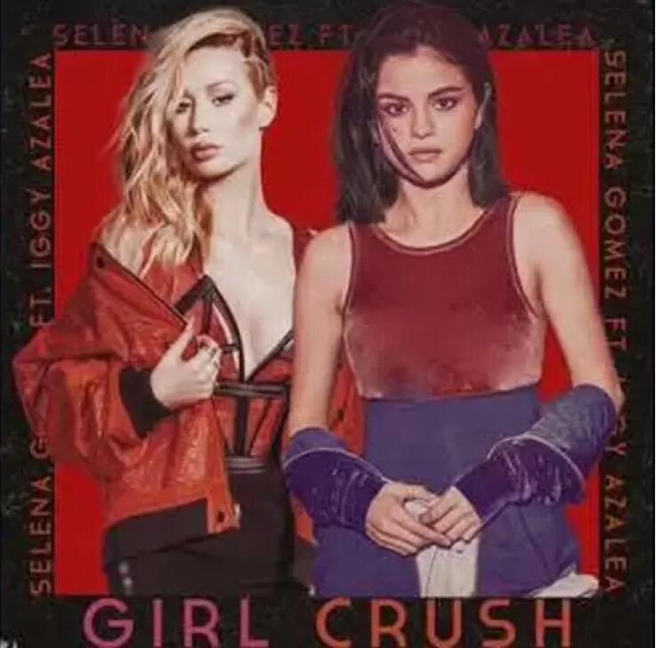 Selena Gomez ft. Iggy Azalea - Girl Crush mp3 download
