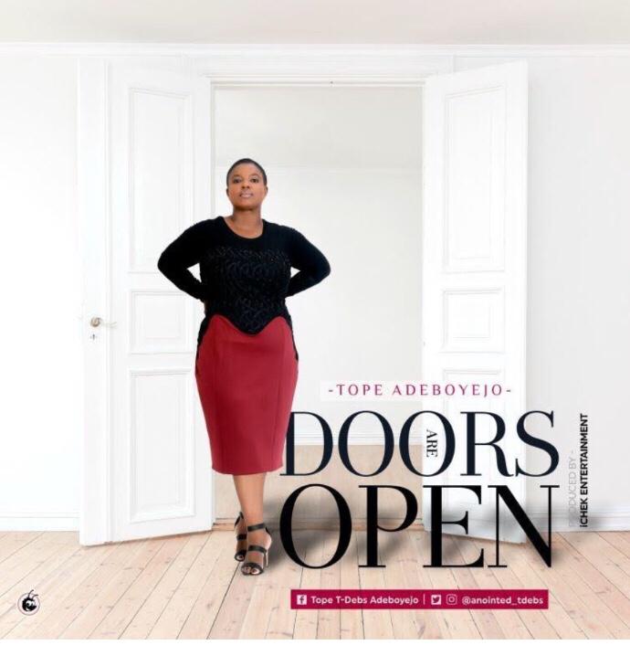 Tope Adeboyejo - Doors Are Open mp3 download
