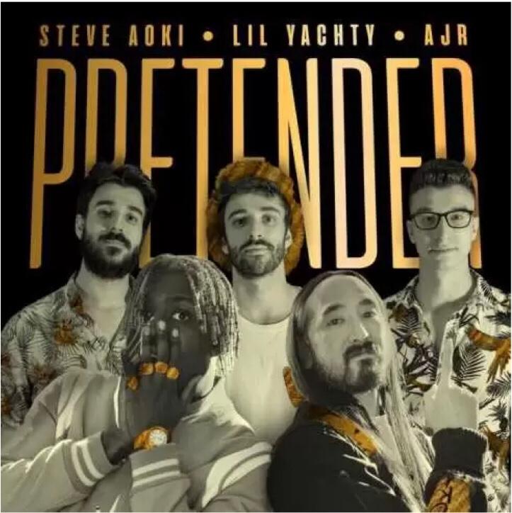 Steve Aoki ft. Lil Yachty & AJR - Pretender mp3 download