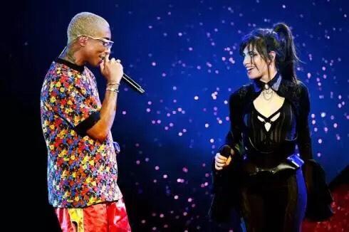 "Pharrell & Camila Cabello Perform ""Sangria Wine"" At Billboard Music Awards"