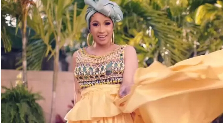 Watch Cardi B's I Like It (Teaser)