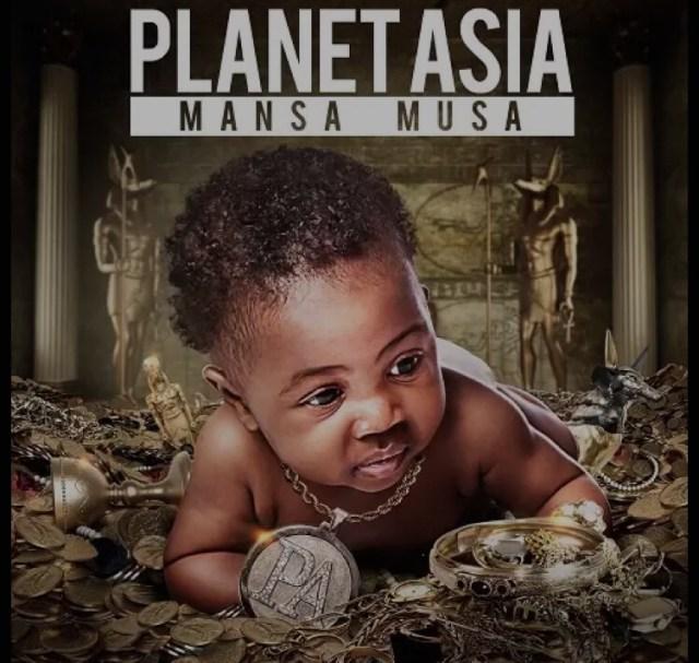 Planet Asia - Mansa Musa album download