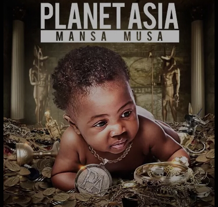 Planet Asia - Mansa Musa album download