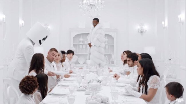 Marshmello & Juicy J - You Can Cry ft. James Arthur (Video)