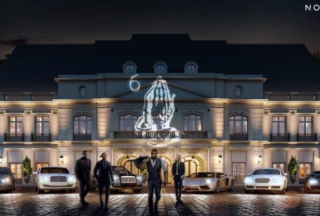 LUXURY DESIGNER FERRIS RAFAULI REVEALS DRAKE'S MASSIVE OVO MANSION