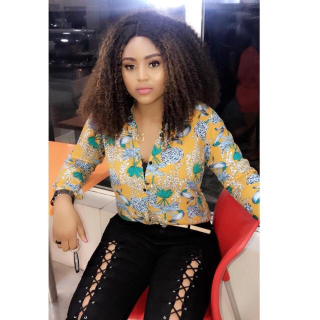 Fans blast Regina Daniels for claiming she's still 16 years old