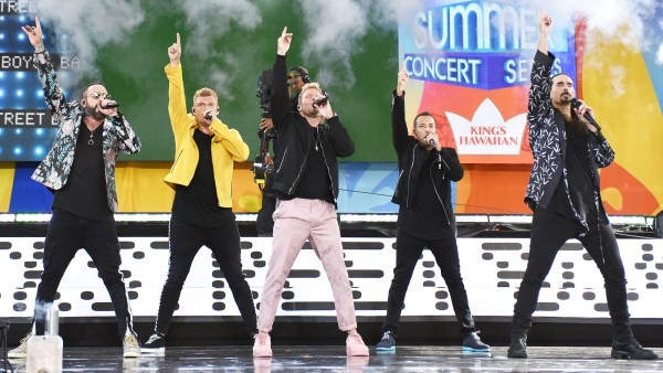 Backstreet Boys Forced to Cancel Concert After Storm Leaves 14 People Injured