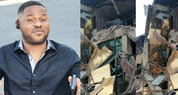 Yinka Ayefele reveals name of the man behind demolition of his music house