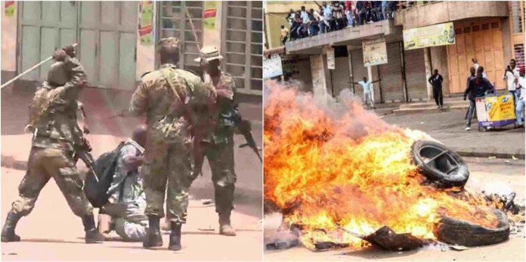 Uganda Army apologizes for brutalizing Reuters journalist