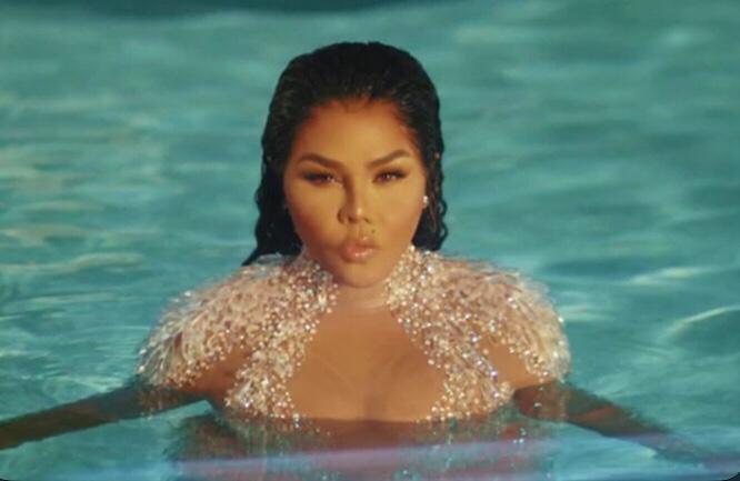 Lil Kim - Nasty One (Video)