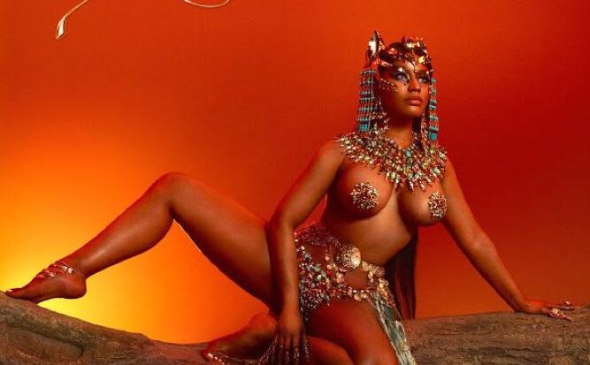 Nicki Minaj - Ganja Burn (Video)