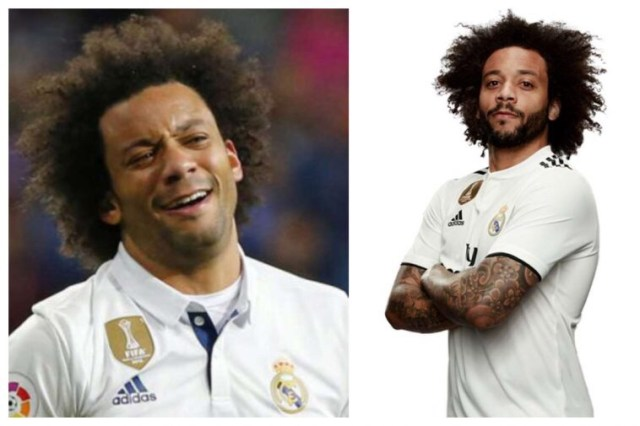 Real Madrid star, Marcelo slapped with four-month prison term