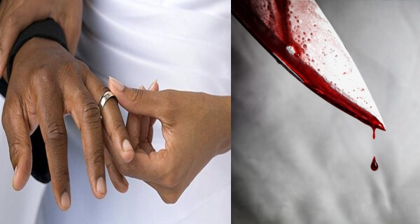 Married man kills himself after stabbing single lady who turned him down