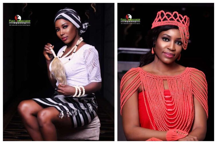 See the Miss Ambassador For Peace 2018 Contestants (Photos)