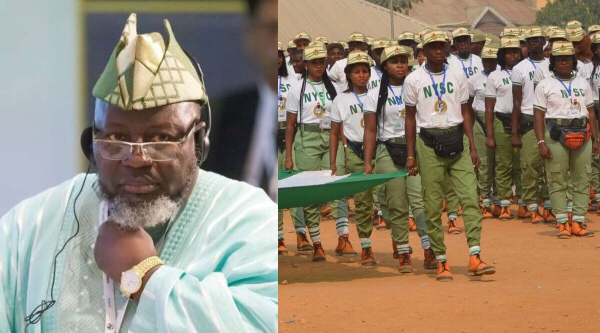 Political office not replacement for national service – NYSC