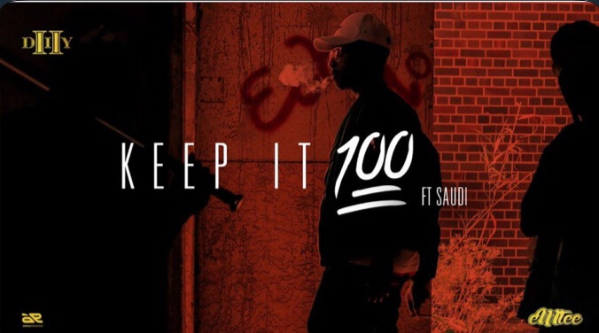 Emtee - Keep it 100 ft. Saudi    Abantu Ft S'Villa & Snymaan