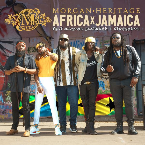 Morgan Heritage – Africa Jamaica Ft. Diamond Platnumz & Stonebwoy (Video)