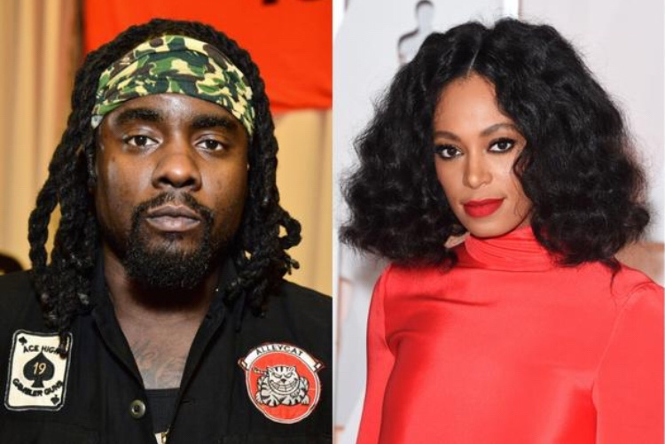 Wale Fesses Up About Solange.