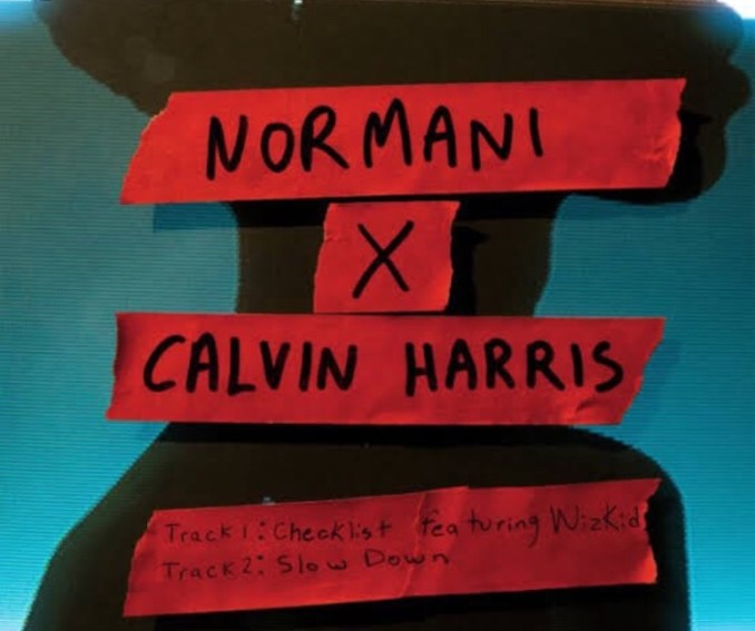 Normani x Calvin Harris - Slow Down | Checklist