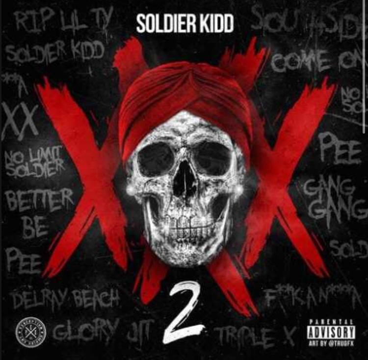 Soldier Kidd - XXX 2