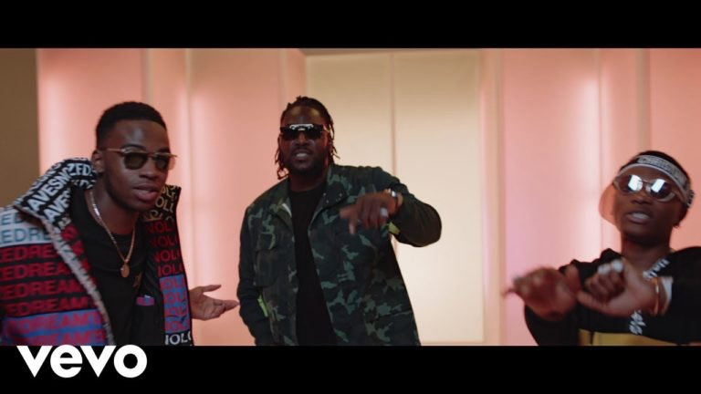 Nana Rogues – To The Max ft. Wizkid & Not3s (Video)