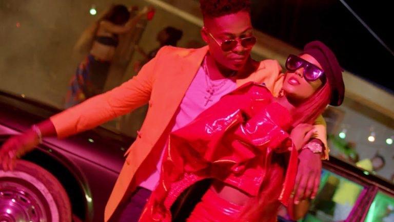 Vanessa Mdee – Bambino ft. Reekado Banks (Video)