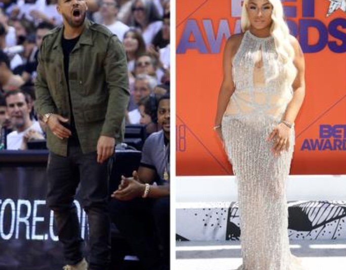 Watch Drake Flirt With Stefflon Don; New Romance Or New Song?