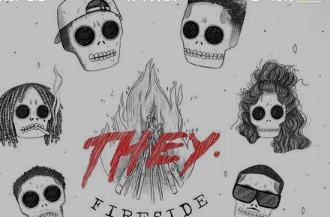 They. - Fireside (EP)