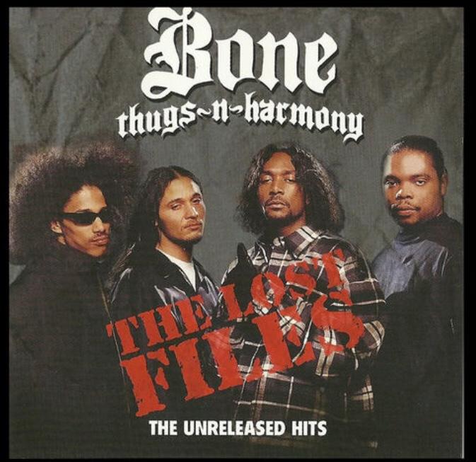 Bone Thugs n Harmony - The Lost Files (Unreleased Hits) album