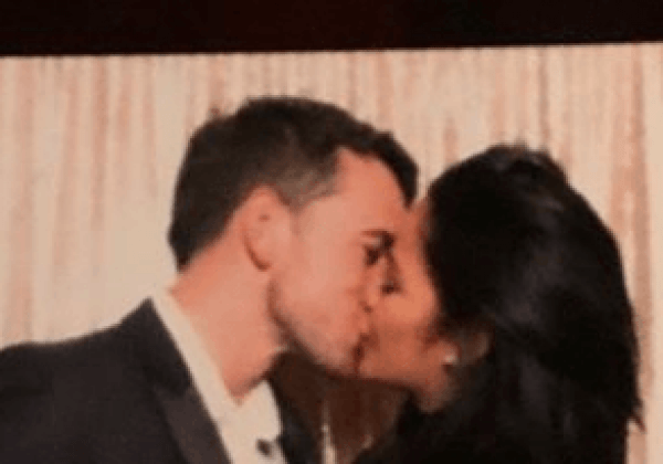Cassie Posts Picture Of Her Kissing New Boyfriend