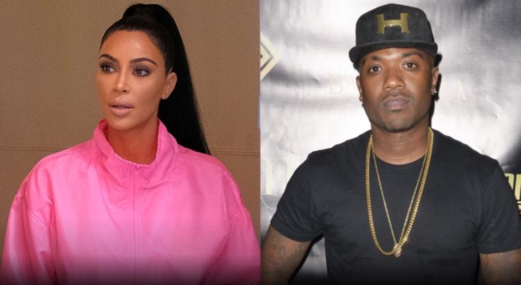 Kim Kardashian sucks a penis pipe with Ray J in new leaked tape!