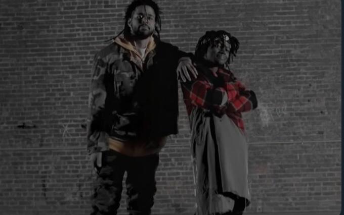 J.I.D ft. J. Cole - Off Deez Music Video