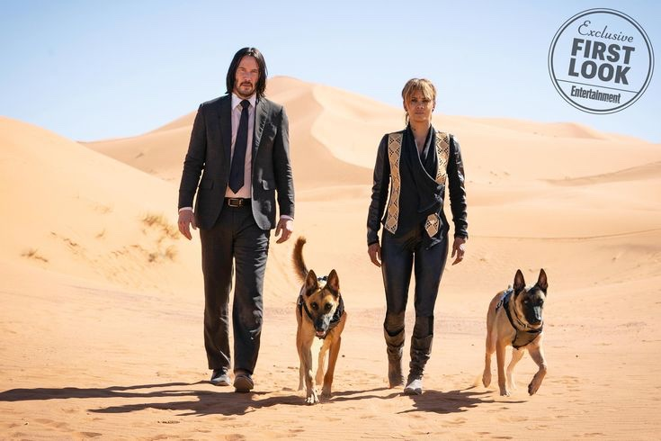 John Wick 3: First Photos and Movie Trailer