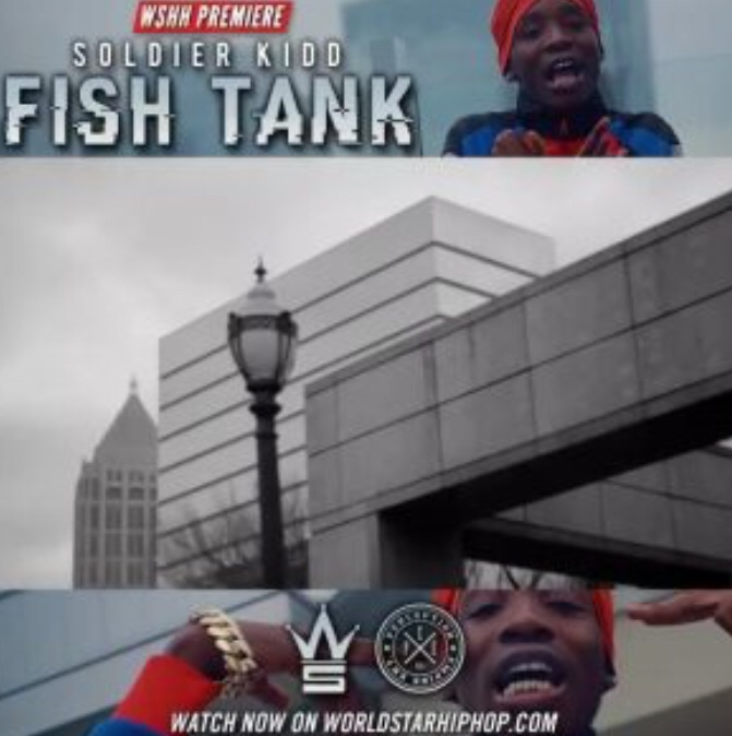 Soldier Kidd - Fish Tank