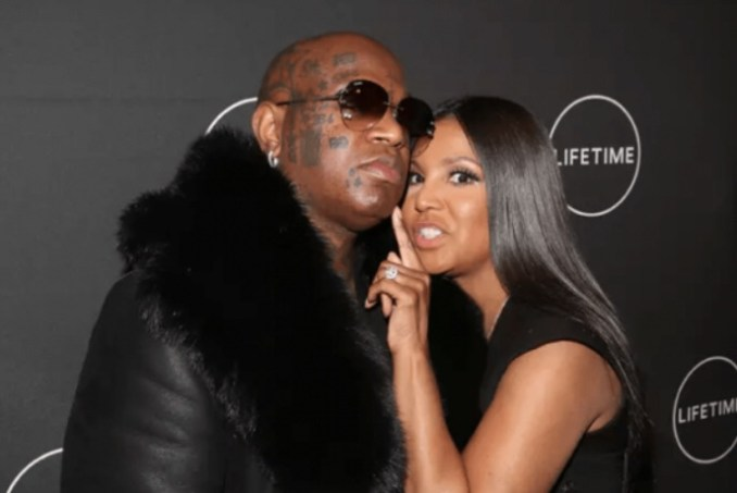 Toni Braxton calls off wedding with Birdman claiming he has money problems