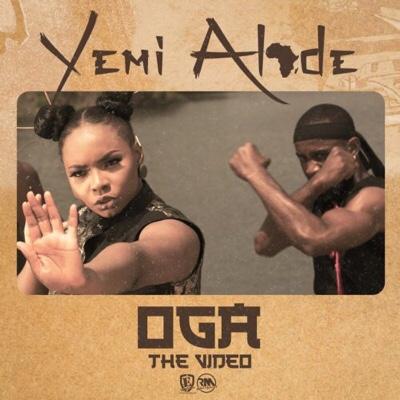 Yemi Alade – Oga (Video)