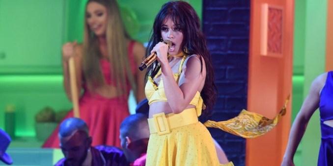 "Watch Camila Cabello, Young Thug, J Balvin, More Perform ""Havana"" and ""Mi Gente"""