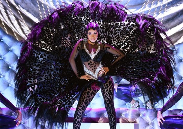 Watch Cardi B Perform 'Money' at 2019 Grammys