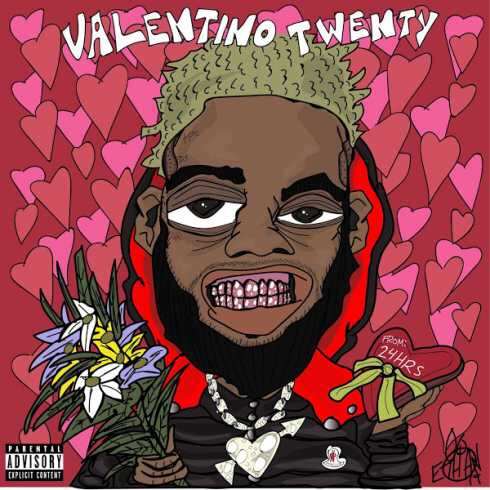 24hrs – Valentino Twenty mixtape download