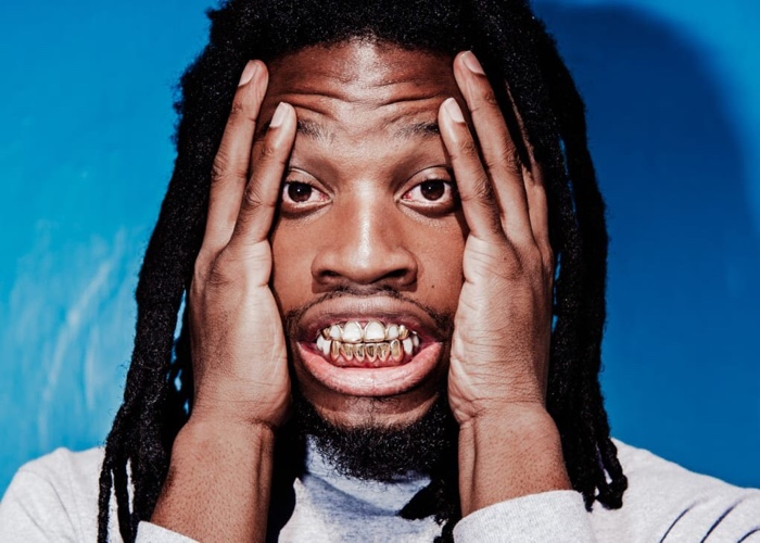 Denzel Curry performs