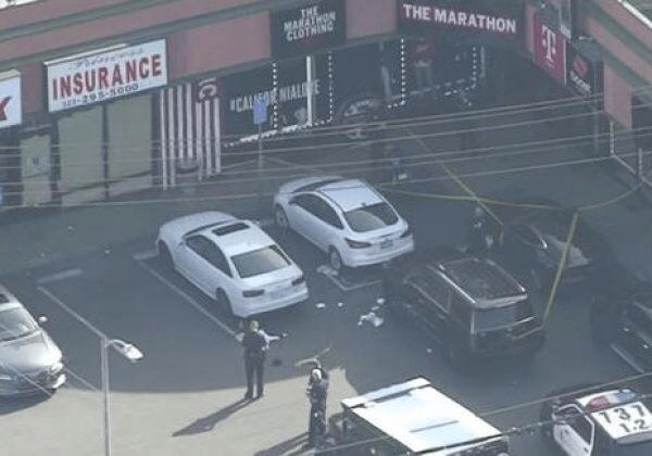 Nipsey Hussle's Murder Surveillance Tape