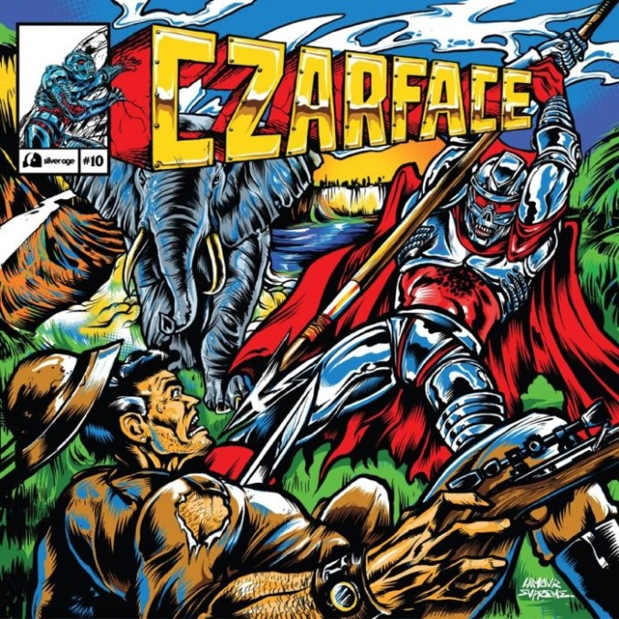 Czarface - Double Dose Of Danger (Album download)