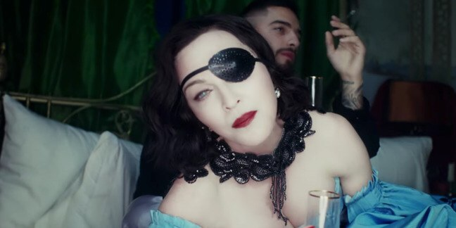 Madonna & Maluma - Medellin (Video)