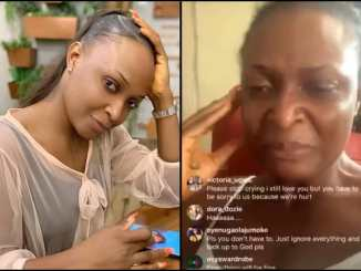 Blessing Okoro claims Onye Eze's boys arrested her, threatening her life (Video)