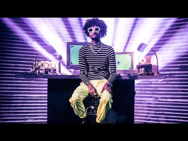 PNB Rock - Go To Mars (video)