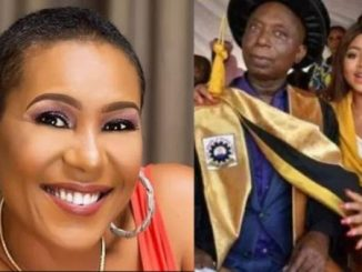 I never asked for Ned Nwoko's number from his son – Shan George