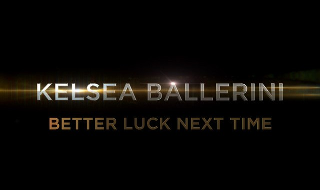 Kelsea Ballerini – Better Luck Next Time
