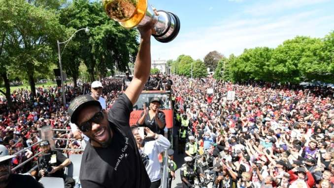 NBA Champions Toronto Raptors Parade Shooting Leaves Four Wounded