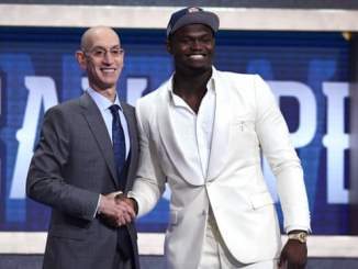 NBA draft 2019: Zion Williamson goes No1 to Pelicans